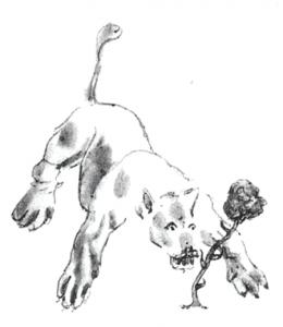 Der kleine Prinz – Der Tiger bzw. der Hund