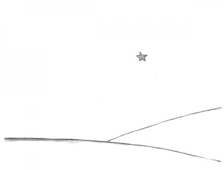 Für den Piloten ist es die schönste und die traurigste Landschaft der Welt. Hier war der kleine Prinz auf die Erde gefallen.
