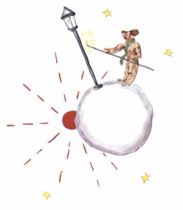 Der kleine Prinz – Der Laternenanzünder