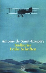Südkurier von Antoine de Saint-Exuperý – Cover der Ausgabe aus dem Fischer-Verlag