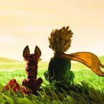 Der kleine Prinz – Szene aus dem Animationsfilm 2015: Der kleine Prinz und sein Freund derFuchs