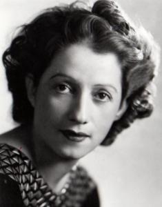 Consuelo de Saint Exupéry 1942 in Montreal / Kanada