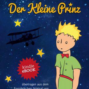 Der kleine Prinz. eBook. Cover